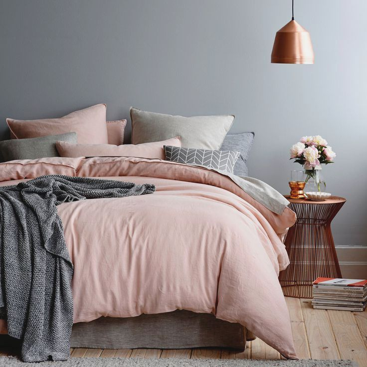 copper lamp adairs bedding home republic vintage washed bed linen at adairs dusty picture. Black Bedroom Furniture Sets. Home Design Ideas
